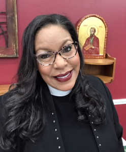 Rev. Mother Adrienne Hymes